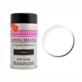 MM Spray Clear Lacquer Gloss Finish