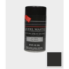 MM Spray FS37038 Flat Black