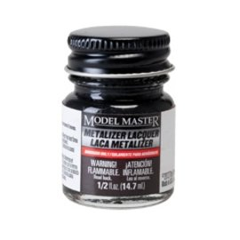 Metalizer Lacquer Exhaust 1/2oz