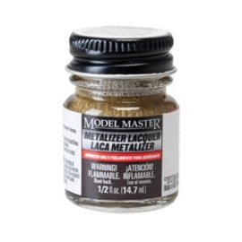 Metalizer Lacquer Brass 1/2oz