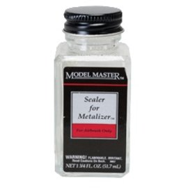 Metalizer Lacquer Sealer,1-3/4oz