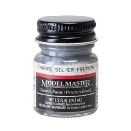 MM FS17178 1/2oz Chrome Silver