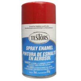 Testors Spray 3oz Dark Red
