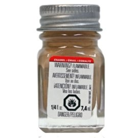 Testors Enamel 1/4oz Natural Wood