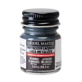 Metalizer Lacquer Stainless Steel 1/2oz