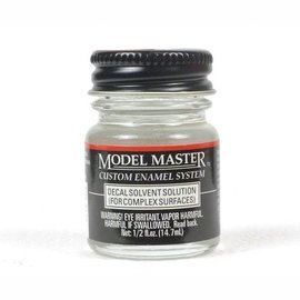 MMII Decal Solvent Solution