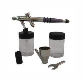 Badger Deluxe Airbrush Kit Single Action