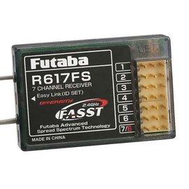 Futaba R617FS 2.4GHz FASST Rx 7Ch