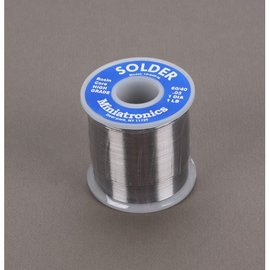 MNT Rosin Core Fine Electrical Solder 60/40, 1 lb