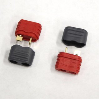 Deans Style Plug Set w/Cover Female (2)