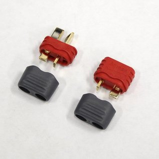 Deans Style Plug Set w/Cover Male/Female