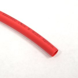 Heat Shrink Tubing 6mm Red