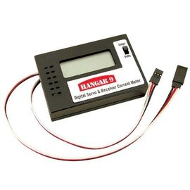 H9 Digital Servo and Receiver Current Meter