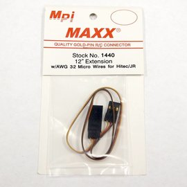 "MPI Micro Extension 12"" 32awg Universal"