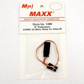 "MPI Micro Extension 6"" 32 awg Universal"