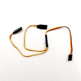 """Y-Harness 12"""" Universal 26awg"""