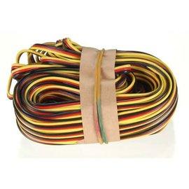 Servo Wire HD 3-Color Per Foot