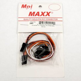 MPI Double Link Extension for 2 Channels 22awg Universal