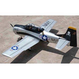 """Seagull Models T-28 Trojan 63"""" ARF"""