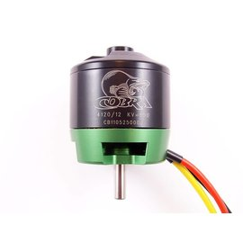 Cobra C-4120/12 Brushless Motor, Kv=850