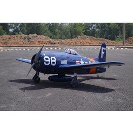 Seagull F8F Bearcat ARF Navy