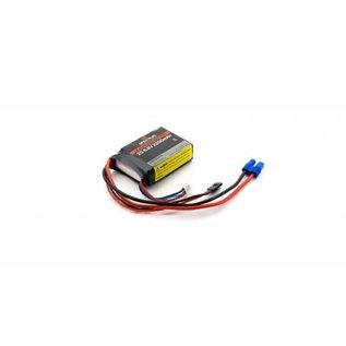 2200mAh 2S 6.6V Li-Fe Receiver Battery