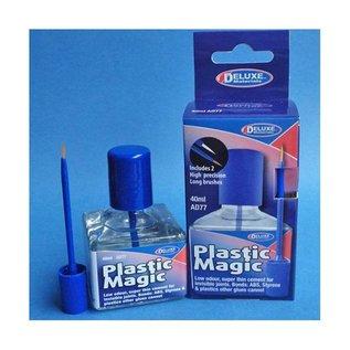 Deluxe Materials Plastic Magic Glue, 50ml
