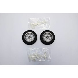 "MPI 2-1/2"" Lightweight Aluminum Wheels"
