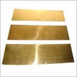 "K&S Brass Sheet 6x12"" .016"