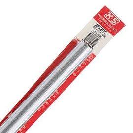 """8292 K&S Aluminum Tube 12"""" .625 x .029"""