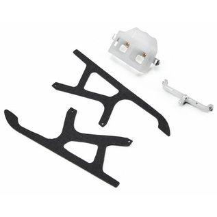 Aluminum/Carbon Fiber Landing Gear - MHEMCPX006