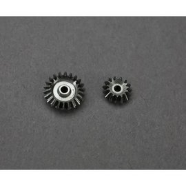 Rear Tail Gear Set : Blade 130X BLH3736