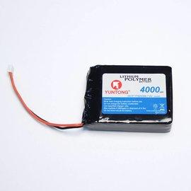 YunTong 7.4 V 4000 mAh  LiPo Battery  Spektrum TX