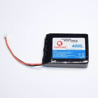 YunTong 7.4 V 4000 mAh  LiPo Battery  Spektrum TX