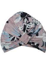 Amelie Shower Cap - Soft Pink Floral
