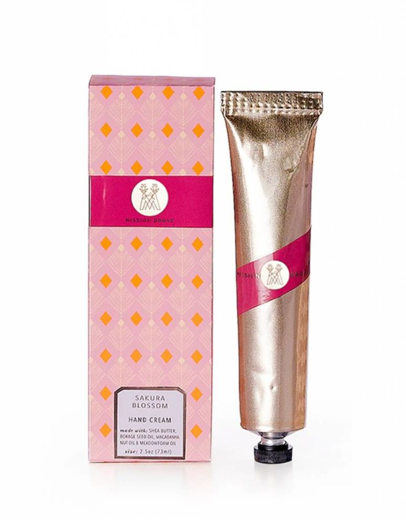 Mission Grove- Sakura Blossom - Hand Cream