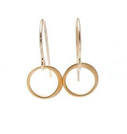 GF Simple Ring Earrings