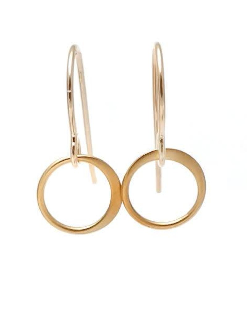 GF Simple Ring Earrings