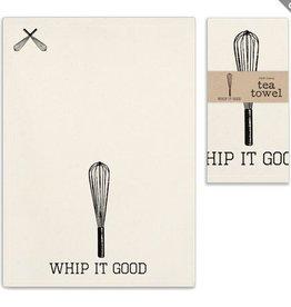 Tea Towel - Whip It