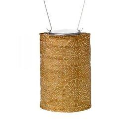 Bronze Cylinder Lantern