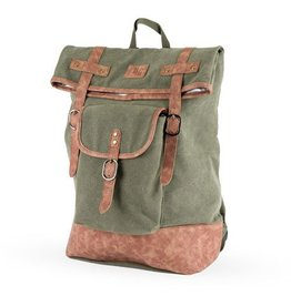 Canvas Cooler Backpack