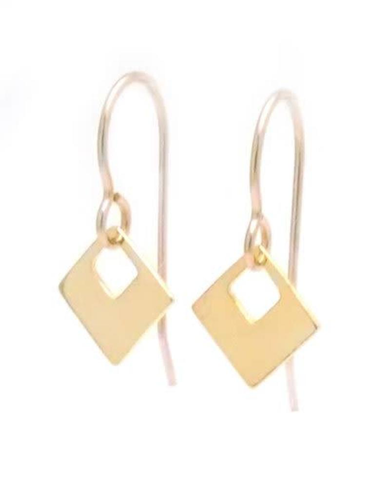 GF & Gold Plated Sterling Squares