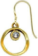 Hula Hoop Earrings