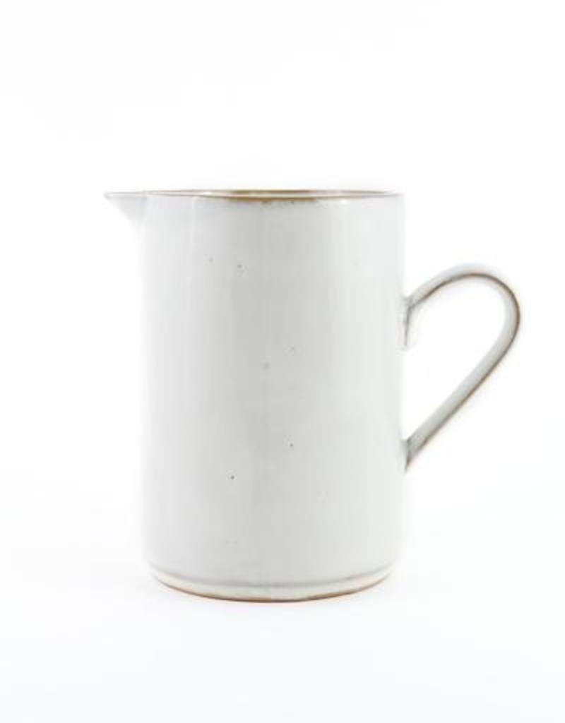 Rustic Tall Pitcher