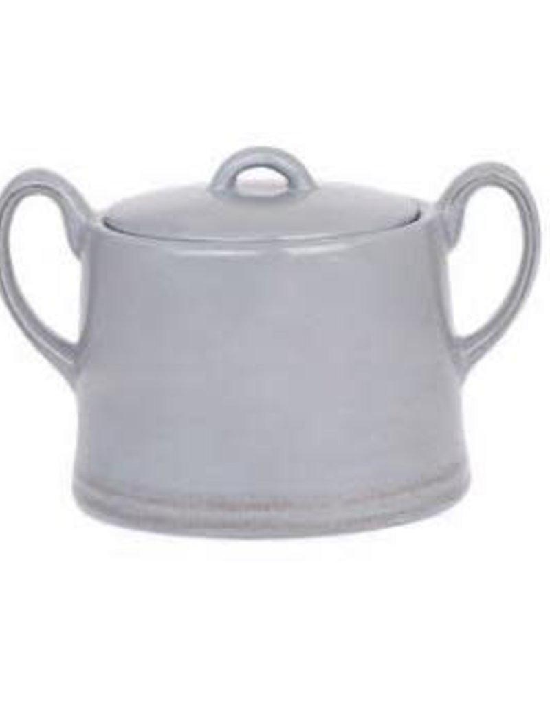 Clos Du Manoir Linen Sugar Jar