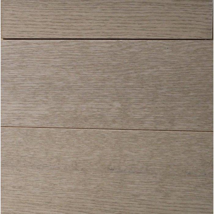 Plancher de Bois Franc Canadien en Liquidation chêne mix 4-1/4 couleur Gris crema