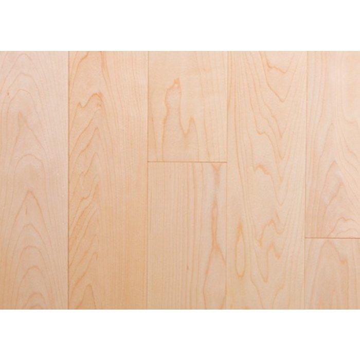 Plancher de bois franc, Érable canadien, 2-1/4, grade Sélect Meilleur, couleur naturel