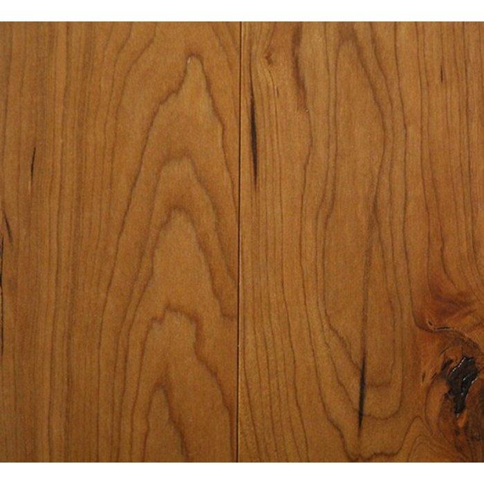 Liquidation de planchers en bois franc Cerisier Bistro Couleur Naturel  Lustre mat 10% 3-1/4  lot de 360 pi2