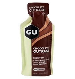 GU GU ENERGY GEL (20MG CAFFEINE)