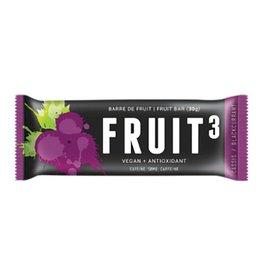 X:ACT NUTRITION FRUIT3 BARRES ÉNERGÉTIQUES